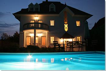 The most beautiful villa of Siófok (Balaton) with private pool